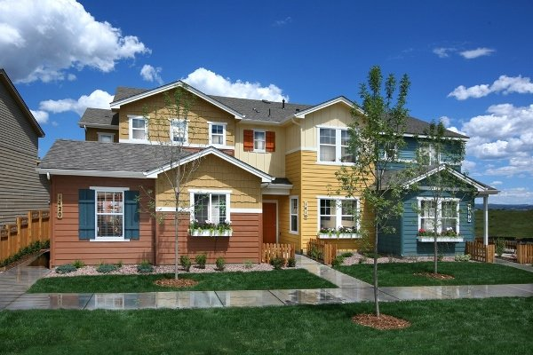 Gold hill mesa townhome